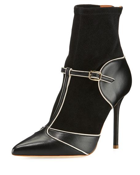 Sadie Mary Jane T-Strap Boot
