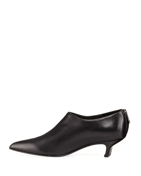 Maria Leather Ankle Boot