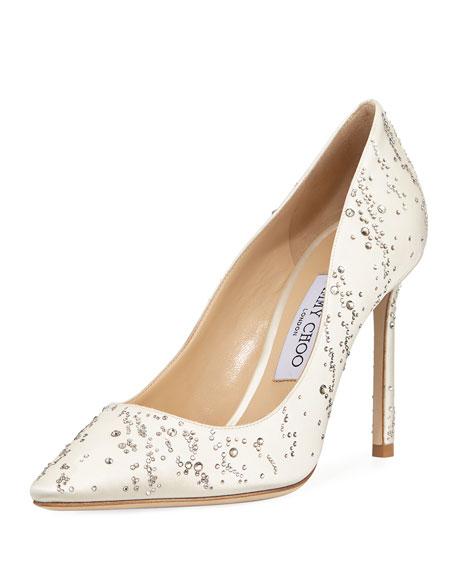 94261ac11fa Weddbook ♥ Jimmy Choo Wedding Shoes ♥ Chic and Comfortable Wedding Heels