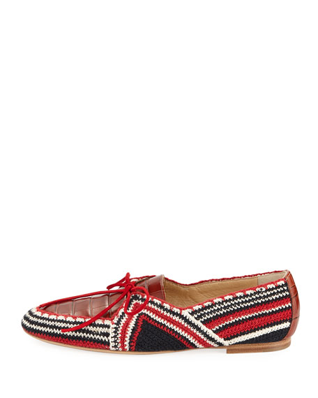 Hays Crocheted Loafer