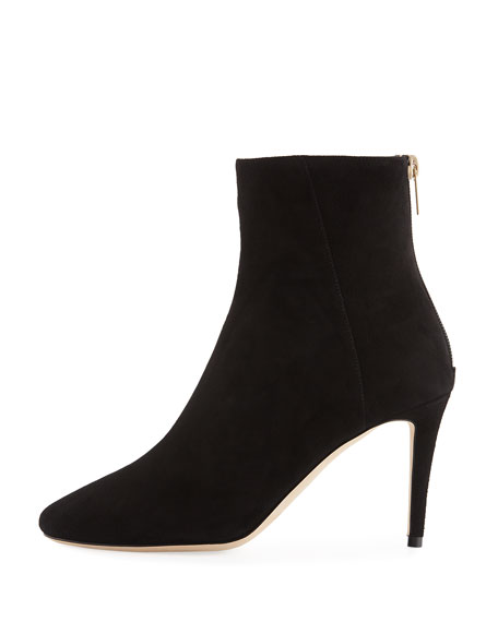 Duke Suede 85mm Bootie