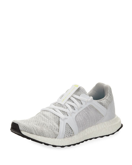 By Stella Mccartney Ultraboost X Parley Running Shoe in White