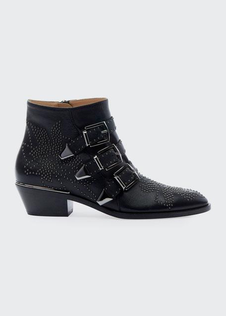 Studded Suzanna Boot