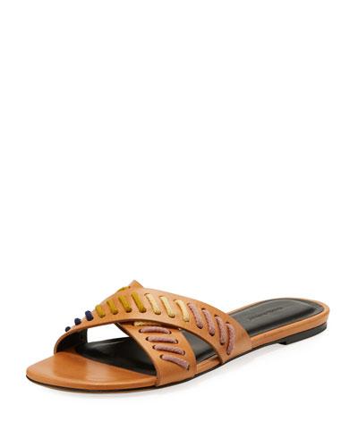 Jansee Tiki Slide Sandal