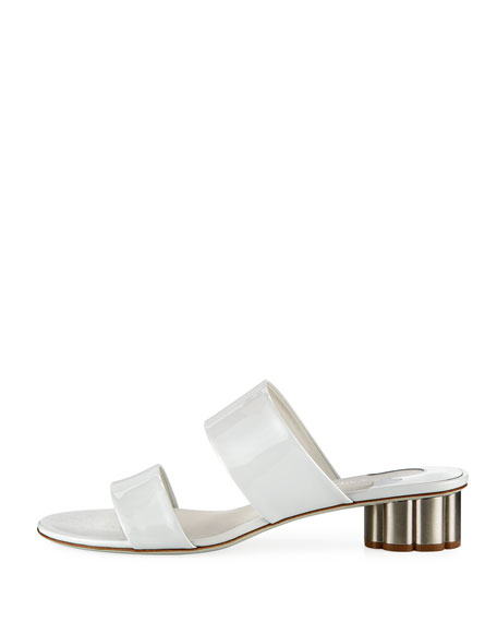 Patent Two-Band Sandal