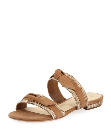 Linda Two-Band Slide Sandal