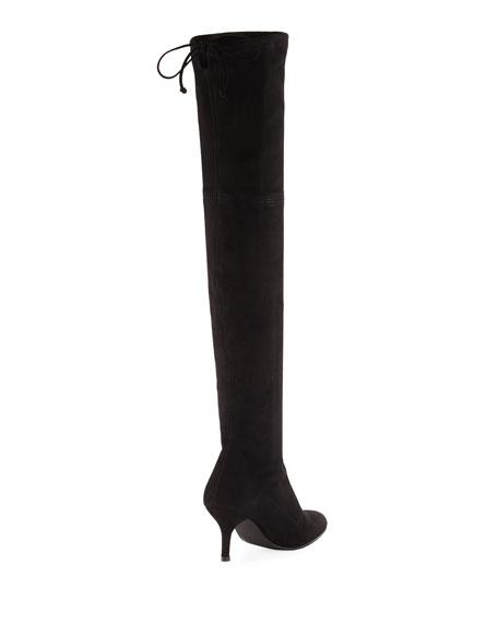 TieModel Over-The-Knee Boot