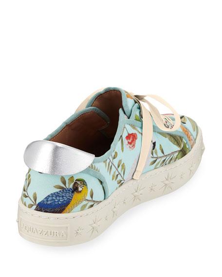 Amazonia de Gournay Jacquard Sneakers