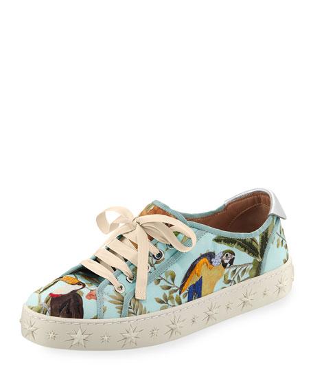 Amazonia de Gournay Jacquard Sneaker