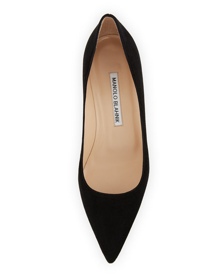 BB Suede 70 mm Pump