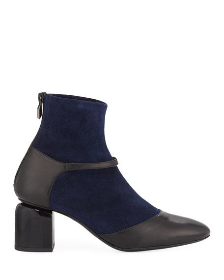 Laura Mary Jane Sock Booties