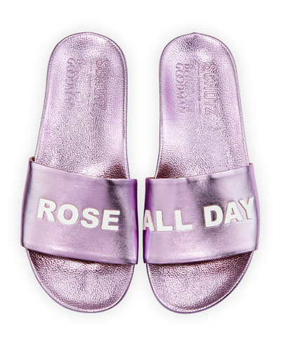 Rose All Day Slide Sandal