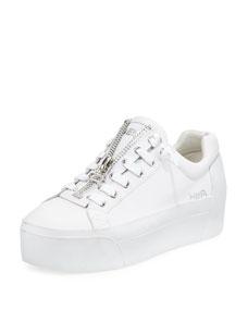 8e637e73631 Ash Buzz Zip Platform Sneakers