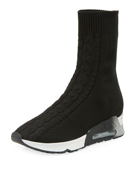 LIV SLIDE SOCK SNEAKERS