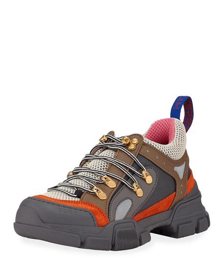 Journey Mixed-Media Hiker Sneakers