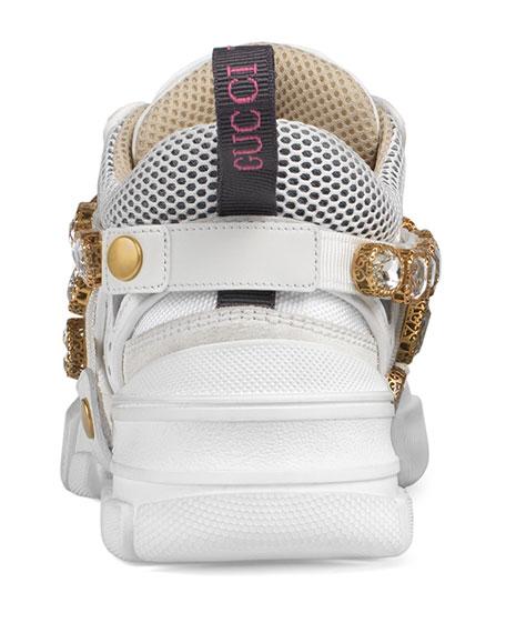 Flashtrek Tonal Hiker Sneaker With Chain Strap