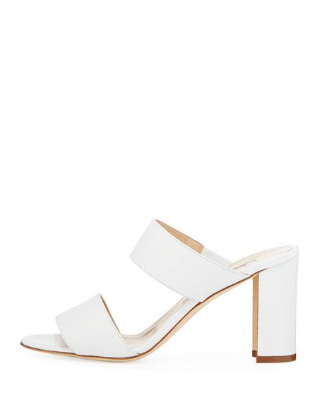 Kalita Leather Slide Sandal