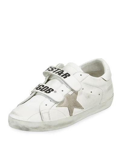 Old School Superstar Sneakers