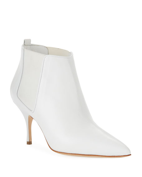 DILDI 70MM LEATHER BOOTIES