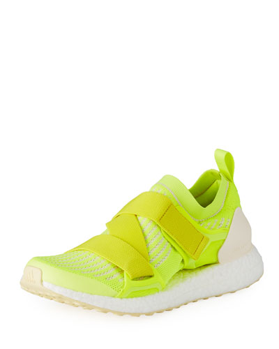Ultraboost X Fabric Sneakers, Bright Yellow