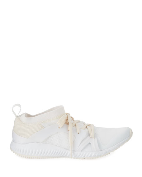 5aa1819c8f22a adidas by Stella McCartney CrazyTrain Bounce Mid-Top Fabric Trainer ...