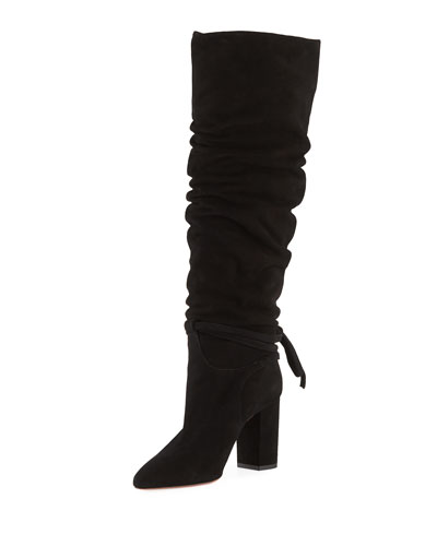85MM MILANO BOOT WITH ANKLE