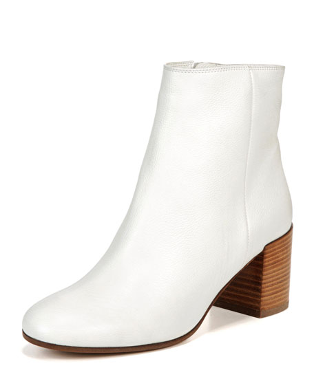 Image 1 of 1: Blakely Leather Ankle Boot