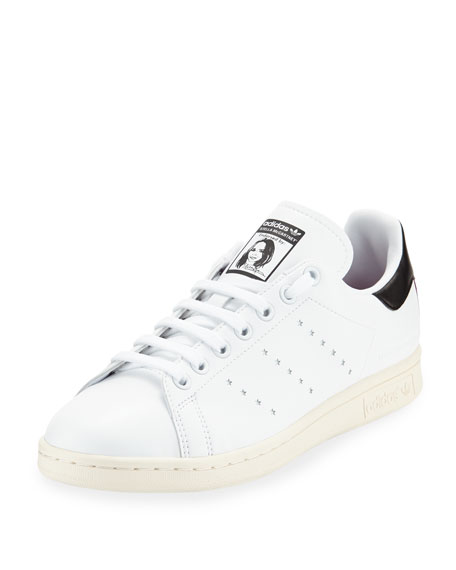 Stan Smith Collab Sneakers, White/Black