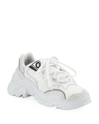 Billy Lace-Up Runner Sneakers