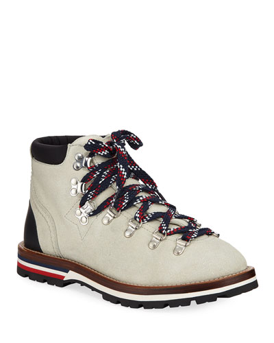 Blanche Scarpa Lace-Up Boots  White