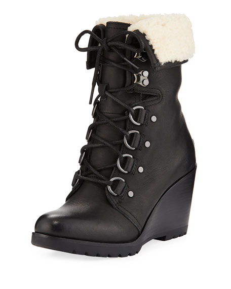 Sorel After Hours Lace-Up Waterproof
