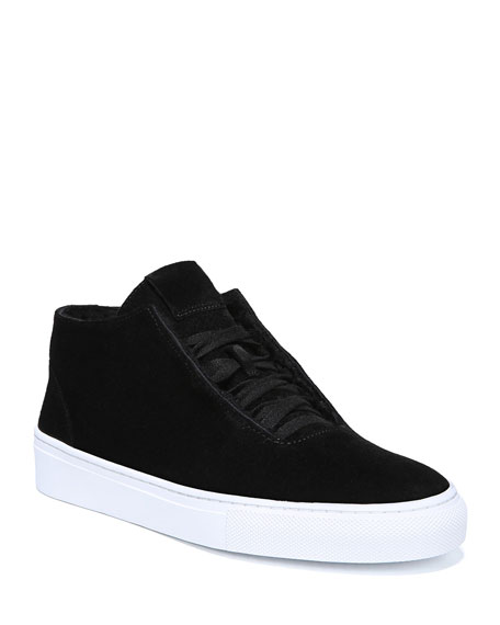 Via Spiga Sneakers SARTIN SUEDE LACE-UP SNEAKERS