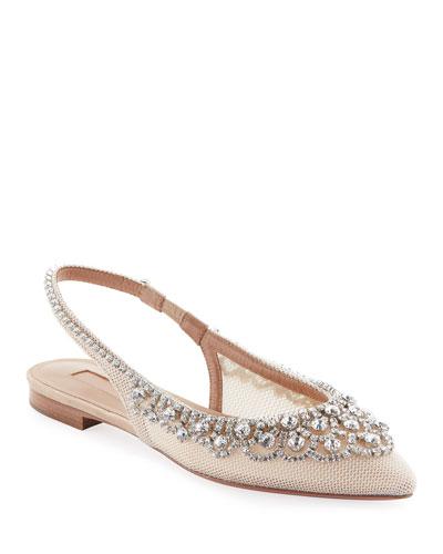 Marahani Slingback Ballet Flats