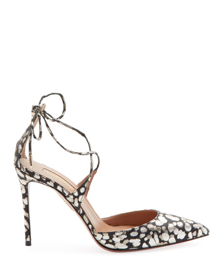 Very Matilde Crisscross Pumps