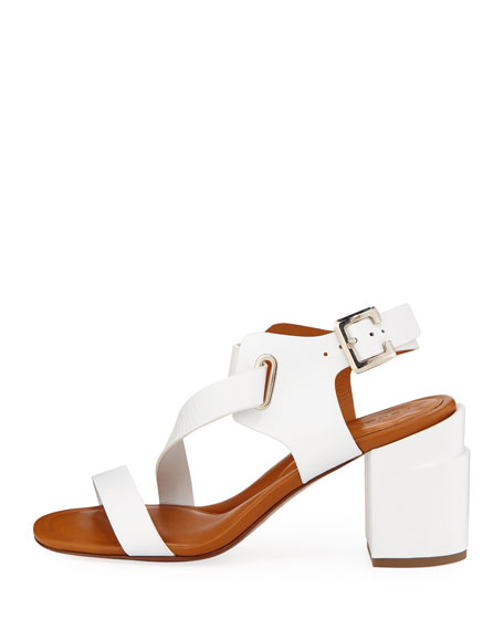 Alba Strappy Leather Sandals