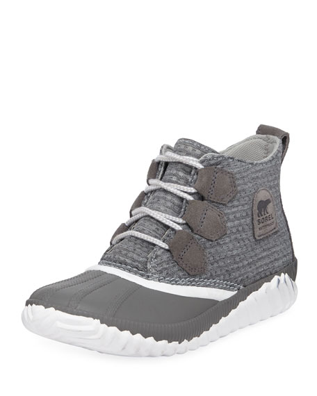 Sorel Out-N-About Plus Knit Booties
