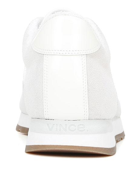 Pasha Lace-Up Platform Sneakers