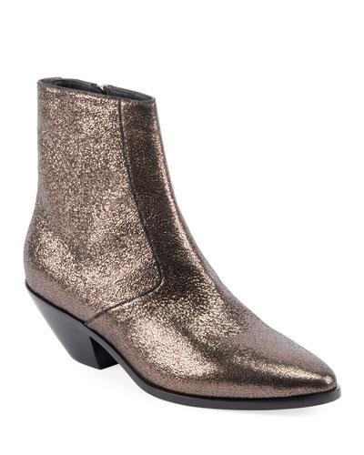 c4fc78ad262 Saint Laurent Collection   Chelsea Boots   Bow Sandals at Neiman Marcus