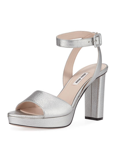 5d5f7c09bff5 Miu Miu Women s Shoes   Pumps   Sandals at Bergdorf Goodman