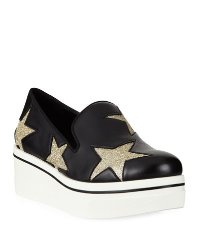 Binx Star Platform Sneakers