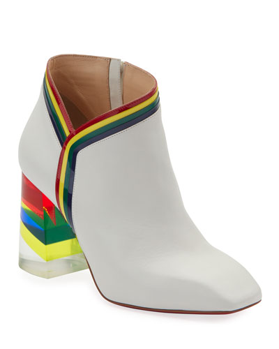 top fashion 6999d edb5a Christian Louboutin Ankle Boots Sale - Styhunt