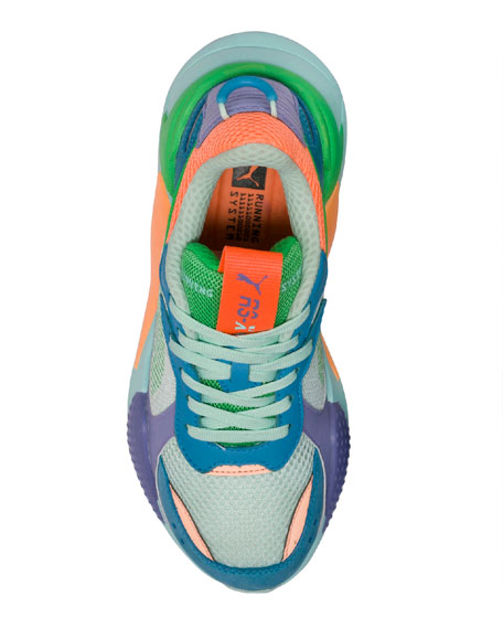 bae7317ec26 Puma RS-X Colorblock Sneakers