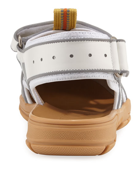 Tinsel Sneaker-Style Sandals