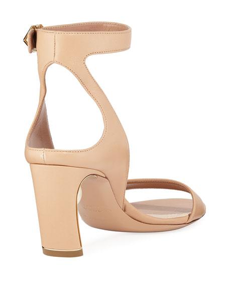 28e836931c0b Nicholas Kirkwood Lola Pearl Leather Sandals