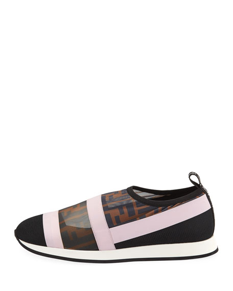 Colibri FF Mesh Slip-On Sneakers