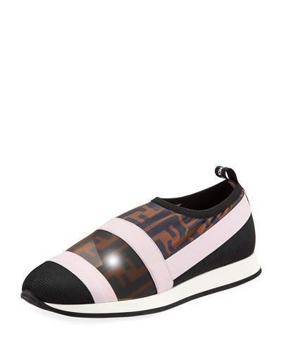 Colibri FF Mesh Slip-On Sneakers