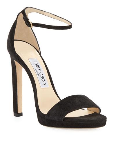 Misty Sue Suede Sandals