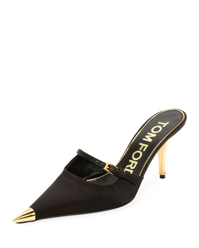 c1f8b9a84b TOM FORD Women's Shoes : Pumps & Booties at Bergdorf Goodman
