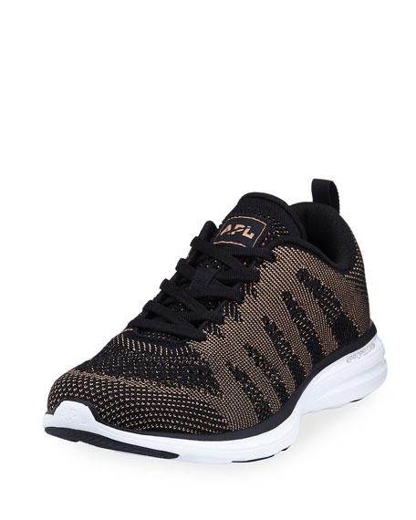 APL: Athletic Propulsion Labs Techloom Pro Metallic Sneakers