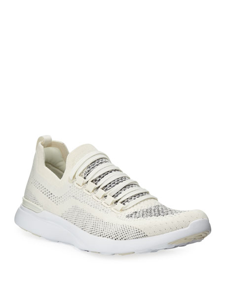 Apl Athletic Propulsion Labs TECHLOOM BREEZE KNIT MESH RUNNING SNEAKERS